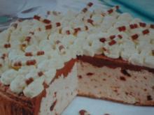 Amarena - Eis - Torte - Rezept