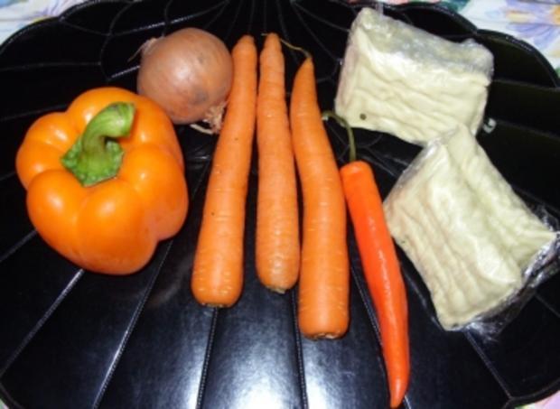 Maultaschen mit Gemüse - Rezept - Bild Nr. 2