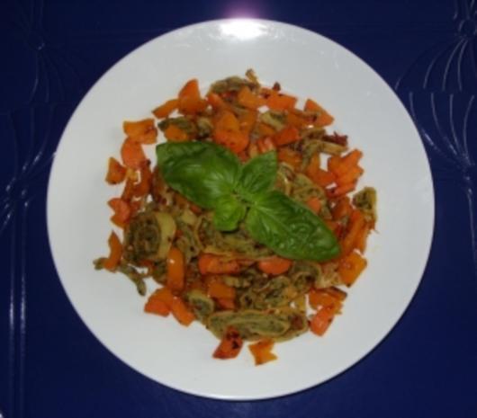 Maultaschen mit Gemüse - Rezept - Bild Nr. 5