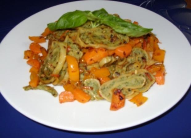 Maultaschen mit Gemüse - Rezept - Bild Nr. 6
