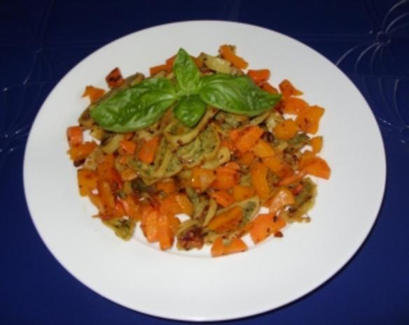 Maultaschen mit Gemüse - Rezept - Bild Nr. 7