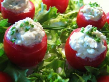 Gefüllte Tomaten... - Rezept