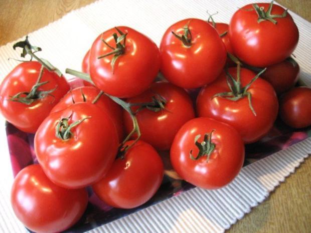 Gefüllte Tomaten... - Rezept - Bild Nr. 2