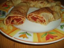 Pizza - Palatschinken - Rezept