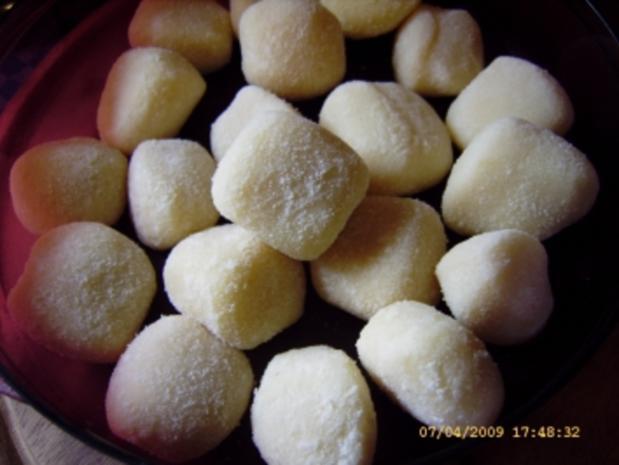 Kartoffelkloss - Spiesse vom Grill - Rezept - Bild Nr. 2