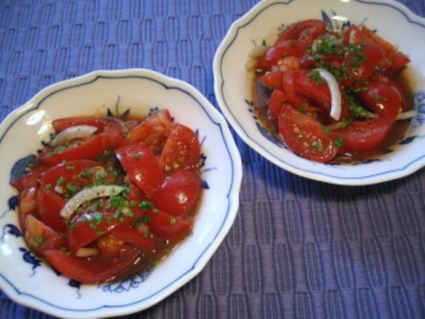 Tomaten in Balsamico-Vinaigrette ... - Rezept - Bild Nr. 2