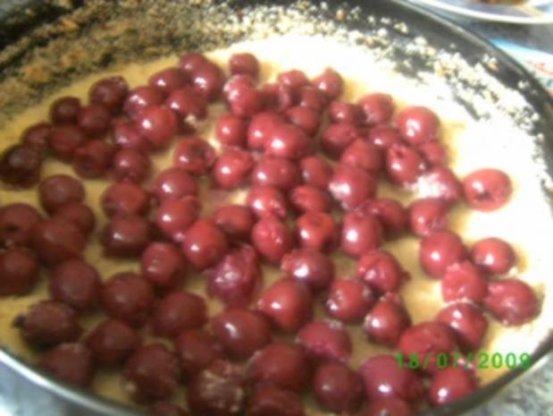Kirsch-Quark-Torte - Rezept - Bild Nr. 2