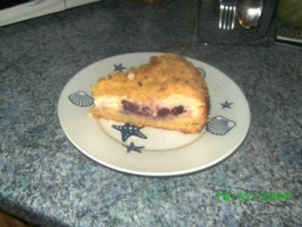 Kirsch-Quark-Torte - Rezept - Bild Nr. 6