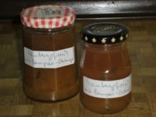 Pfirsichmarmelade aus Weinbergpfirsichen - Rezept