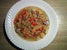Bunter Zucchini-Topf - Rezept