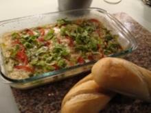 Tomate-Mozzarella überbacken - Rezept