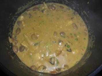 Kokos-Hähnchen-Curry - Rezept - Bild Nr. 2