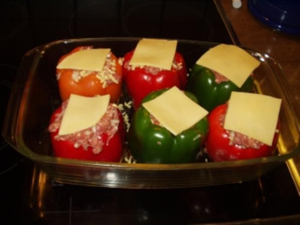 cokos gefüllte Paprika - Rezept - Bild Nr. 2