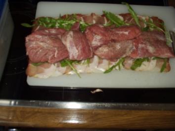 Schweinfilet Toskana - Rezept