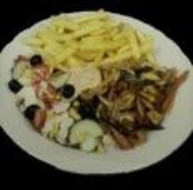 Lachsspieße mit Gemüse - Rezept - Bild Nr. 2
