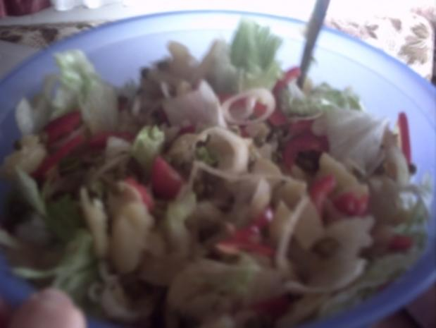 Salate: Kartoffelsalat einmal anders - Rezept - Bild Nr. 5