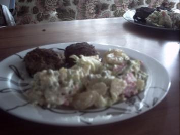 Rezept: Salate: Kartoffelsalat einmal anders