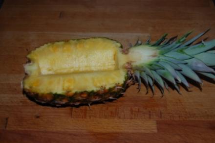 Davon träumt jede Ananas - Rezept