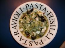 Graeko-Italo-Germanischer Gurkensalat - Rezept