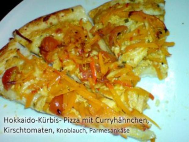 Pizzateig für 2 runde Pizzas / 1 Backblech /2 Calzone - Rezept - Bild Nr. 13