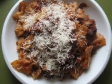 Pasta Radicchio - Rezept