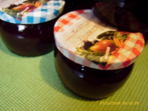 Marmelade Kirsch - Zitronenmelisse - Vanille - Rezept - Bild Nr. 12