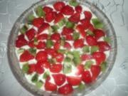 Früchte-Tiramisu - Rezept