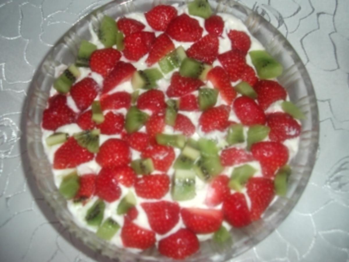 Früchte-Tiramisu - Rezept Durch Mandellady