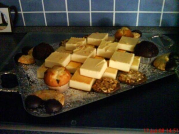Kuchenplatte - Rezept