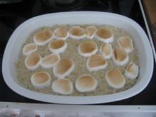 Bananen-Hafer-Marshmallow-Auflauf - Rezept
