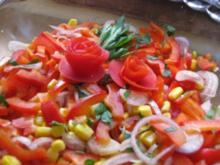 Leichter Salat - Rezept