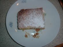 Lemon Bars - Rezept