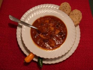 Tina´s Puten-Chili - Rezept