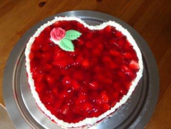 Himbeer-Mascarpone -Torte / Muttertagskuchen - Rezept