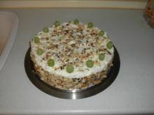 Trauben - Sahne - Torte - Rezept