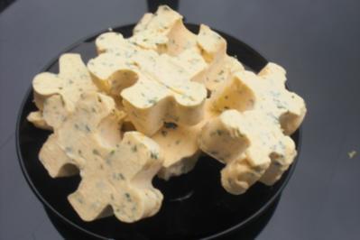Knoblauch-Kräuter-Butter - Rezept
