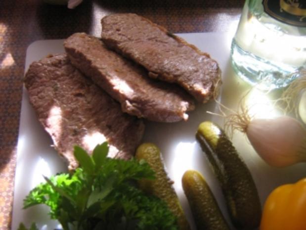 Rindfleischsalat vom Steak - Rezept - Bild Nr. 4