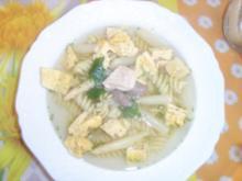 Hühner - Suppentopf - Rezept