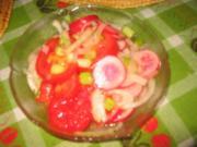 Salat: Rot und rot- Salat - Rezept