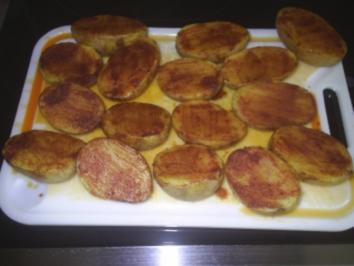 Rezept: Grillen - Grillkartoffel