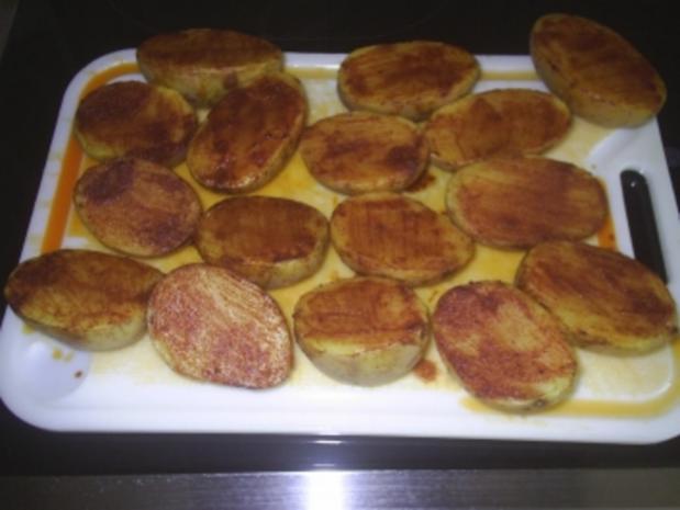 Grillen - Grillkartoffel - Rezept