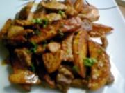Brassauer Schweine-Geschnetzeltes - Rezept