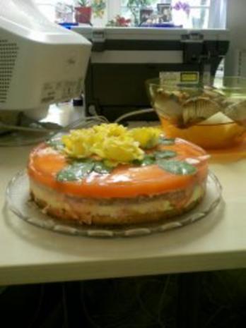 """TORTE"" Maracuja-Torte - Rezept"
