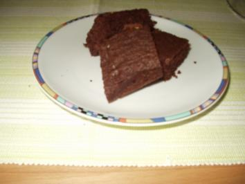 """Fette"" Choclate Brownies - Rezept"