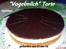 Vogelmilch - Torte - Rezept