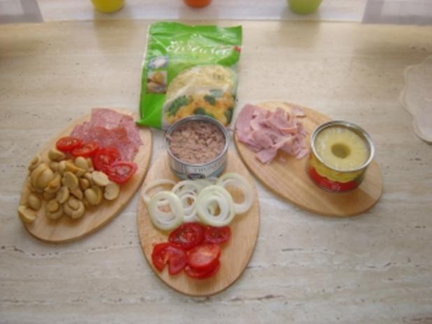 Pizzablech - Rezept - Bild Nr. 6