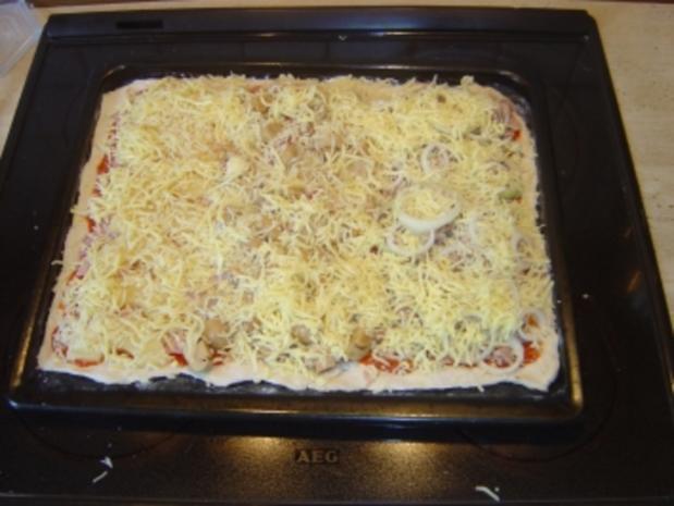 Pizzablech - Rezept - Bild Nr. 7