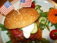 Upper-Class-Burger - Rezept