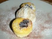Beerige Zeiten - Käsekuchenmuffins mit Himbeeren - Rezept