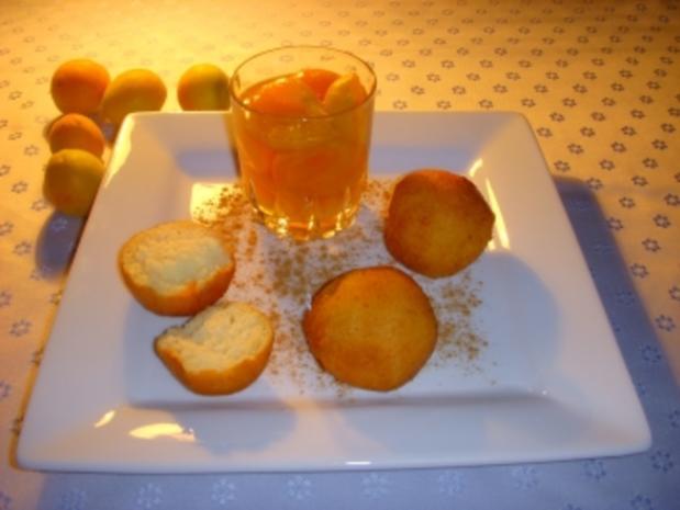 Quarkbällchen - Rezept